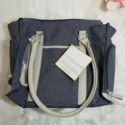 Bananafish Charlotte Breast Pump Grey Bag