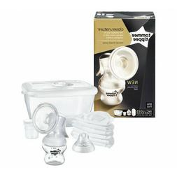 Tommee Tippee Closer To Nature Manual Breast Pump Silicone S
