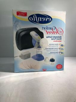 Evenflo Comfort Select Automatic Cycling Breast Pump NEW Sea