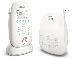 Philips Avent Dect Audio Baby Monitor SCD720/86