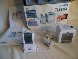 Philips Avent DECT Baby Monitor Humidity & Temperature Euro