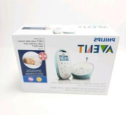 Philips Avent DECT Baby Monitor with Temp. Sensor SCD560 Ope
