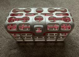 Munchkin Deluxe Dishwasher Basket, Baby Bottles, Sippy Cup V