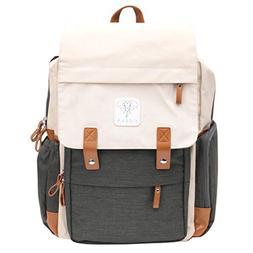 Diaper Bag Backpack for Baby Diapers - Waterproof Backpack f