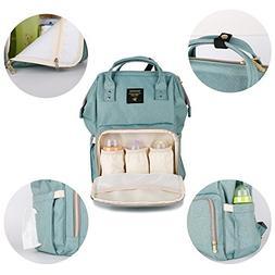 Homespon Baby Diaper Bag Multi-Function Mom bag Waterproof T