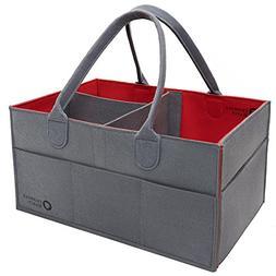 Diaper Caddy Friendly Marcy | Portable Baby Storage Basket |
