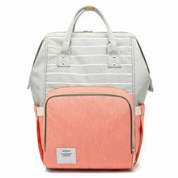 Diaper Tote Backpack, Breast Pump Backpack Bag With 10 Pocke