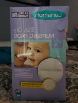 Lansinoh Disposable Nursing Pads 100 Ct Breastfeeding Breast