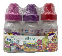 Evenflo Distroller Bottles Set 4 oz 6464311