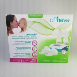Evenflo Double Electric Breast Pump Advanced Model 2951 New
