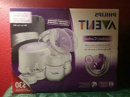 Philips Avent Double Electric Breast Pump / Brand New SCF334