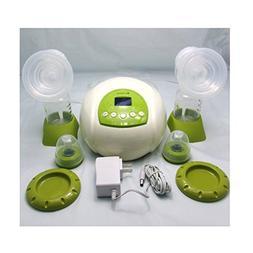 Nibble Double Electric Breast Pump Breastfeeding Pump BPA Fr