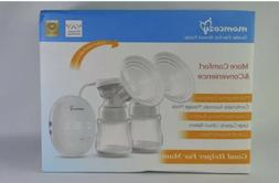 momcozy Double Electric Breast Pump for Travel BPA Free Larg