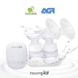 Best Double Electric Breast Pump  - FDA Certification - BPA