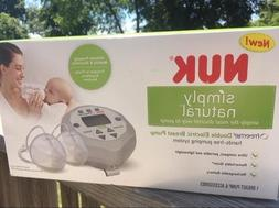 Double electric breastpump   Nuk Simply Natural