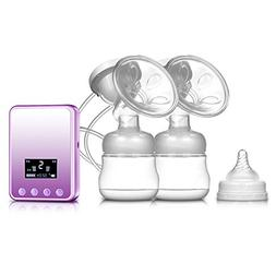 Double Intelligent Electric Breast Pump Frequency Conversion