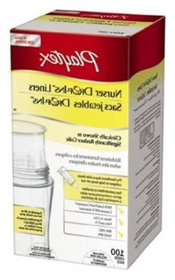 Playtex Drop-Ins Pre-Sterilized Soft Bottle Liners, 8-10 oz.