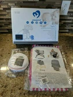 BELLABABY DUO RECHARGABLE ELECTRIC DOUBLE BREAST PUMP nursin
