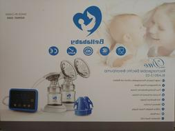 Bellababy, Duo Rechargeable Electric Breast Pump  BLA8015-02