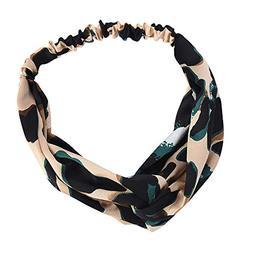 ANJUNIE Women Elastic Hair Rope Ring Hair Band Tie Scrunchie