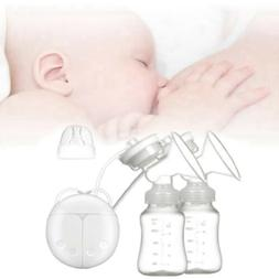 Electric Breast Pump Baby Infant Feeding Automatic Dual Brea