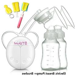Electric Breast Pump BTshine Electric Breastmilk Pump Double
