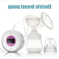 Electric Breast Pump Natural Sucking Rechargeable Silent Mil
