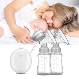 Electric Breast Pump Powerful Breastfeeding Natural Latch Mi
