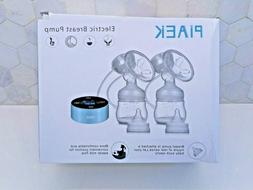 electric breast pump rechargeable portable double pumps