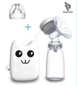 Whiteleopard Electric Breast Pump Single Comfort Breastpump-