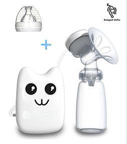 Whiteleopard Electric Breast Pump Single Comfort Breastpump-