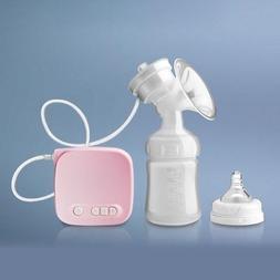 Electric Breast Pump USB Breast Milksucker Natural Suction E