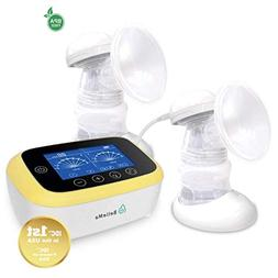 BelleMa Euphoria Pro Double Electric Breast Pump, Innovative