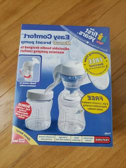 first year east confort manual breast pump