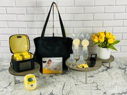 Medela Free Style Hands-Free Breast Pump GUC