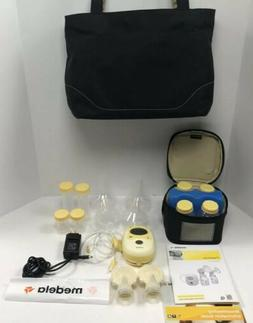 MEDELA  FREESTYLE BREAST PUMP and Accessories Full Kit-Missi