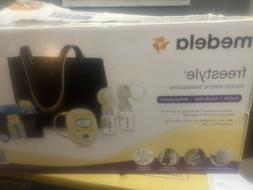 MEDELA FREESTYLE BREAST PUMP DELUXE SET DOUBLE BREAST PUMP