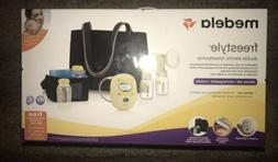 Medela Freestyle Deluxe Set Double Rechargeable Electric Bre