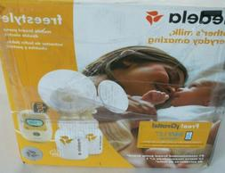 Medela Freestyle Double Electric Breast Pump Deluxe Set