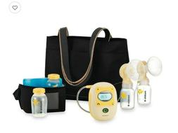 Medela Freestyle Double Electric Breast Pump DELUXE SET NEW