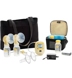 NEW In Box MEDELA Freestyle Double Electric Breastpump Recha
