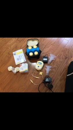 Medela Freestyle Double Electric Breastpump Set Deluxe