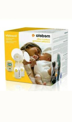 Medela Freestyle Electric Breast Pump New Factory Sealed Box