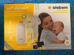 Medela Freestyle Flex Breast Pump, Closed System Quiet Handh