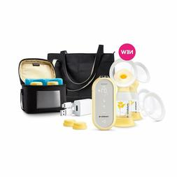 Medela Freestyle Flex Breast Pump Closed System Quiet Handhe