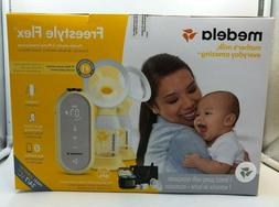 Medela Freestyle Flex Breast Pump, Closed System Quiet Handh