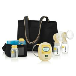 Medela Freestyle Hands-Free Double Electric Breast Pump Delu