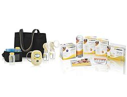 Medela Freestyle Mobile Double Breast Pump, Hands Free Doubl