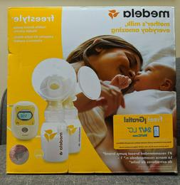 Medela Freestyle Mobile Double Electric Breast Pump 10103471