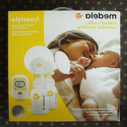 Medela Freestyle Mobile Double Electric Breast Pump New In T